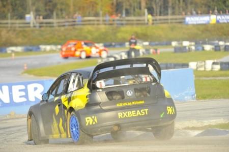 El Europeo de Rallycross se verá en España por televisión
