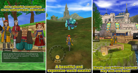 Dragon Quest en Android