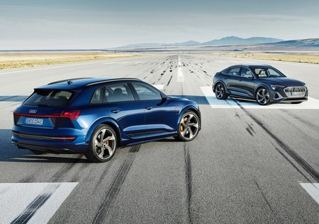 Audi e-Tron S y S Sportback 2021, dos variantes del SUV eléctrico que agregan más picante y deportividad