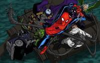 Los seis siniestros retrasan 'The Amazing Spider-Man 3' hasta 2018