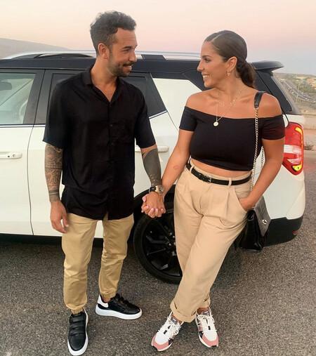 Anabel Pantoja y Omar el Negro