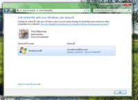 Cómo vincular tu Live ID con tu cuenta de usuario de Windows 7
