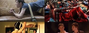 Las 17 mejores películas con escenas de sexo real que no son películas porno