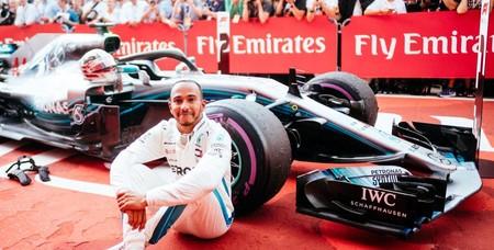 Remontada y victoria bajo la lluvia de Lewis Hamilton en el Gran Premio de Alemania de Fórmula 1