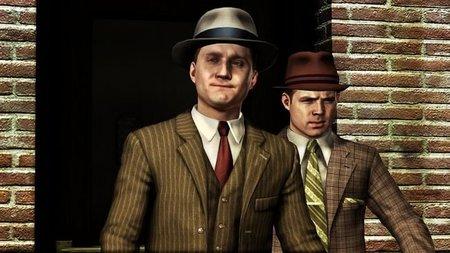 'L.A. Noire'. Un vistazo más detallado a sus realistas animaciones faciales. ¡Sencillamente impresionantes!
