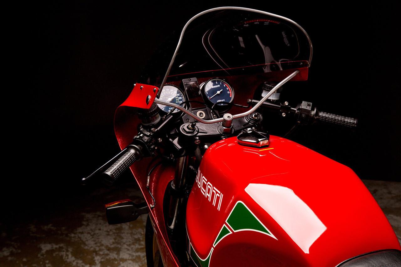 Foto de Ducati 900 MHR Mille (17/21)