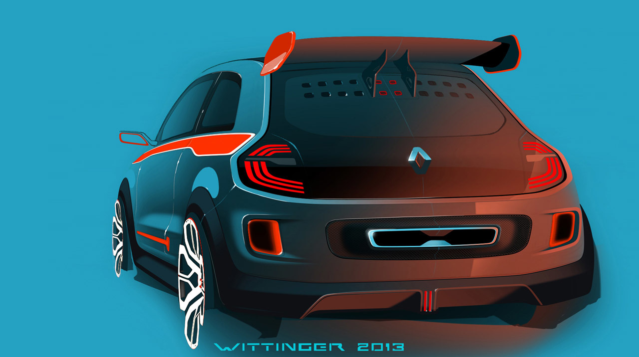 Foto de Renault Twin'Run Concept (22/49)