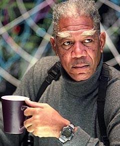 Morgan Freeman venderá películas en línea