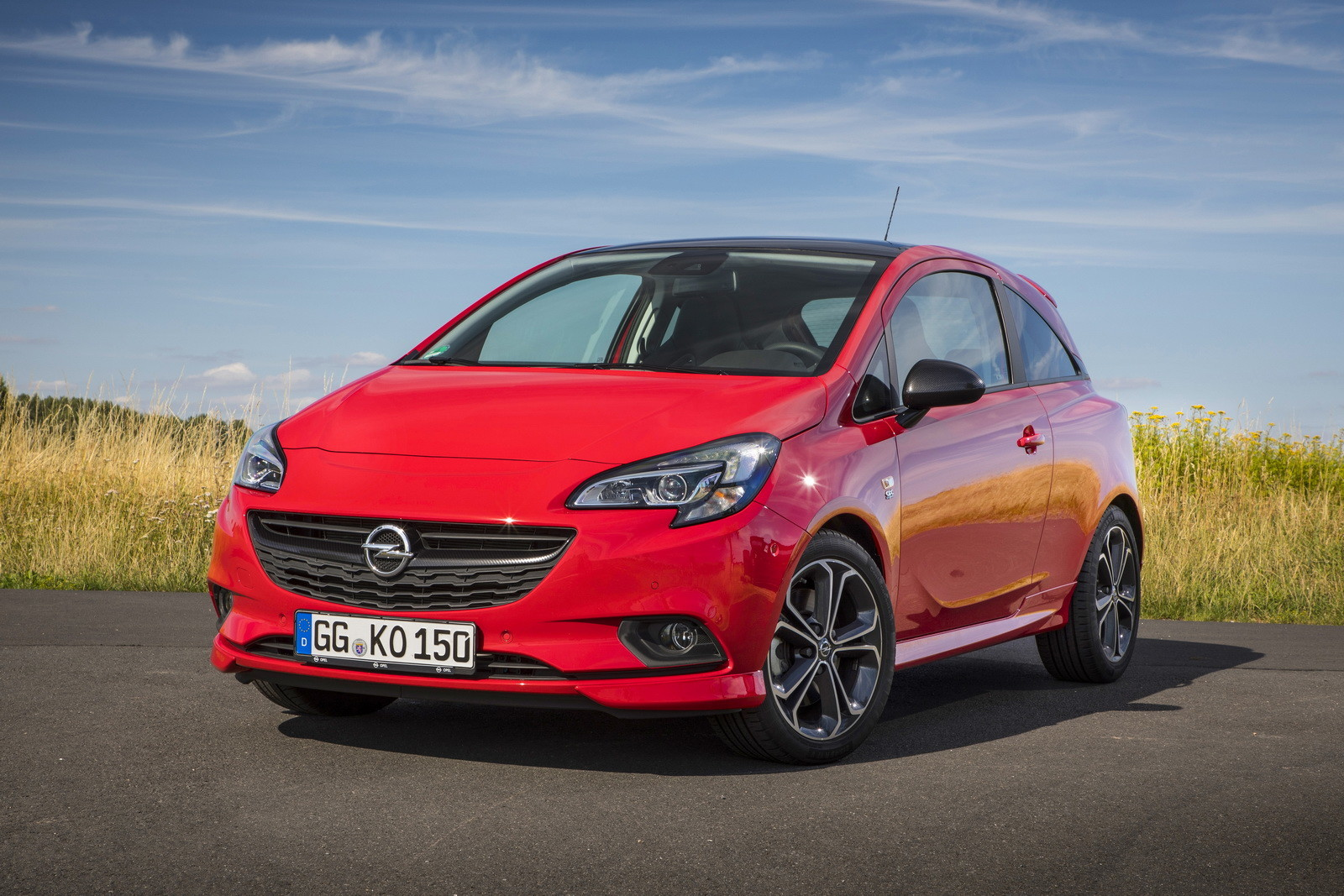 Foto de Opel Corsa S (3/7)