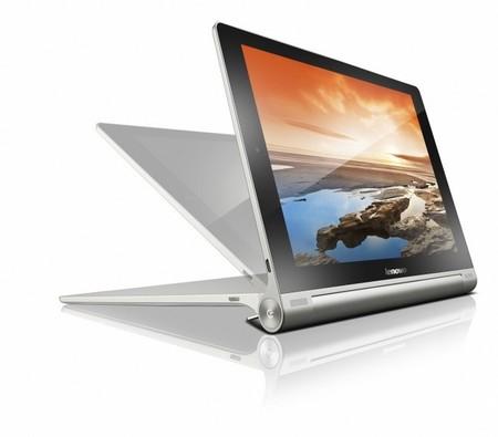 Yoga Tablet 10 HD+, la nueva versión de la tablet multifacética de Lenovo