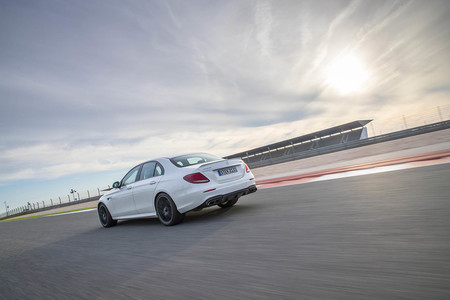 Mercedes-AMG E 63S