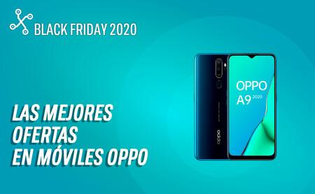 Las mejores ofertas en móviles OPPO por el Black Friday 2020 hoy, 26 de noviembre