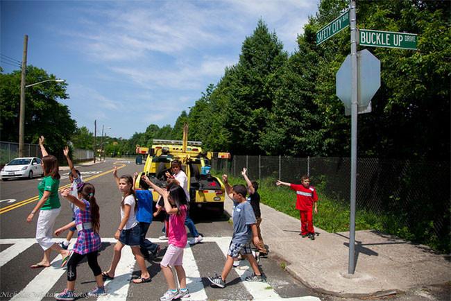 Seguridad vial en los niños 2