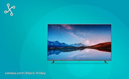 """La Xiaomi Mi TV 4S de 65"""" es uno de los chollos de eBay este Black Friday por 499,99 euros, y con envío desde España"""