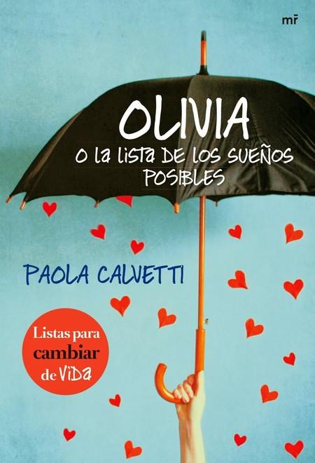 Olivia O La Lista De Los Suenos Posibles 9788427040465