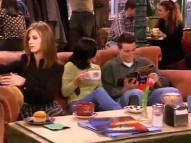 Los muebles de 'Friends' de la tele a tu casa