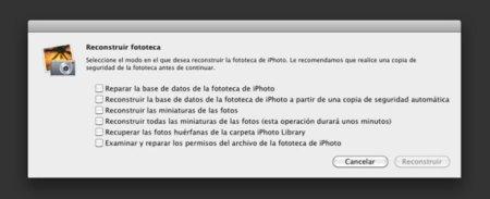 Applesfera responde: Cómo solucionar algunos problemas con tu biblioteca de iPhoto