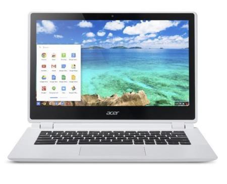 El Acer Chromebook 13 presume de su NVIDIA Tegra K1 y pantalla 1080p