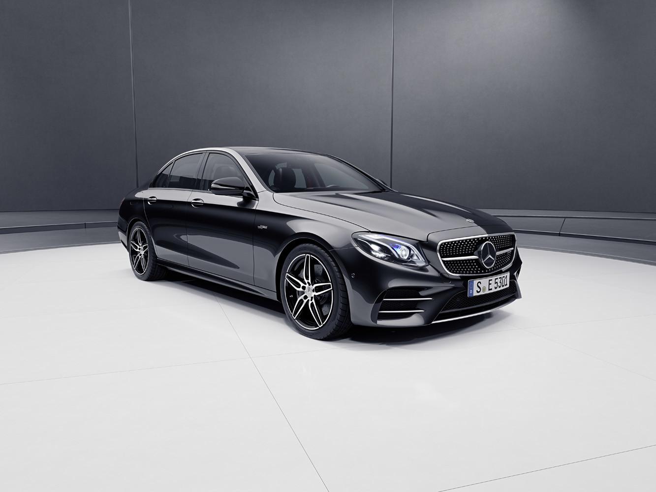 Foto de Mercedes-AMG E 53 berlina y Estate (5/5)