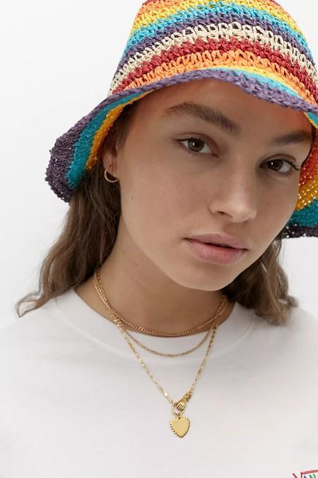 Bucket Hat Crochet 05
