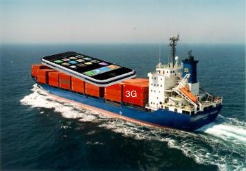 Rumor: Posible cargamento de iPhone 3G ya en territorio americano