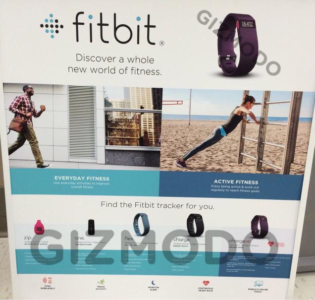 Fitbit Charge es el nuevo cuantificador con pulsómetro de Fitbit