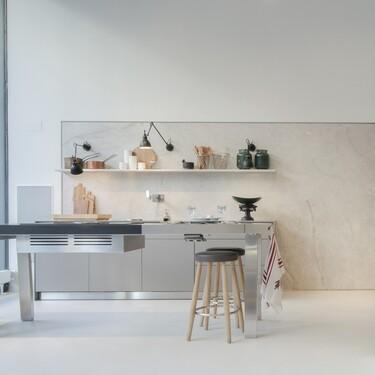 ¿Quieres que tu cocina parezca más amplia? Sigue estos cinco consejos para conseguirlo