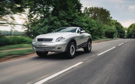 Mercedes G Intruder Heuliez DK Engineering