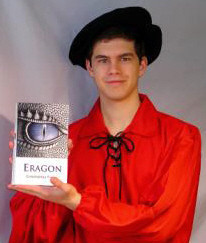 Christopher Paolini y su librillo