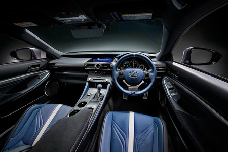 Lexus Rc F F10th Anniversary