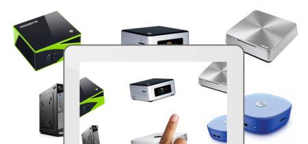 El tamaño sí importa: ocho mini-PCs con los que jubilar a tu vieja y enorme torre