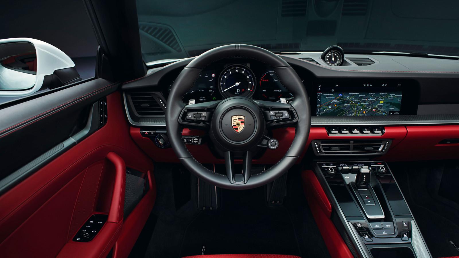 Foto de Porsche 911 Carrera y Carrera Cabriolet 2019 (9/12)