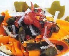 Algas en nuestra dieta