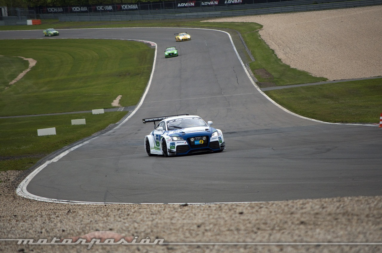 Foto de La increíble experiencia de las 24 Horas de Nürburgring (39/114)