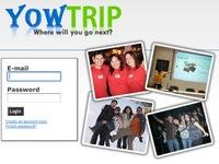 YowTrip te conecta con otros viajeros