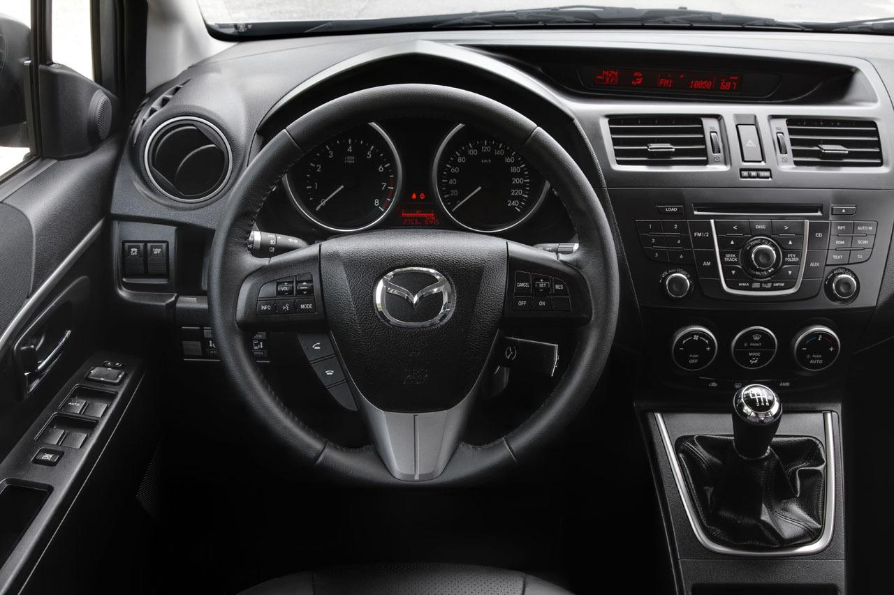 Foto de Mazda5 2010 (113/121)