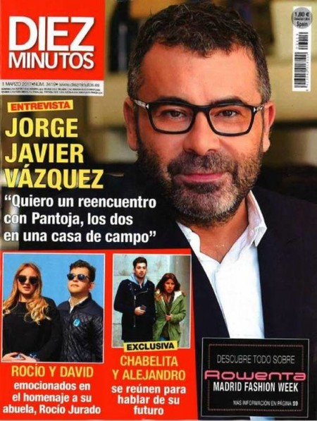 Jorge Javier y la Pantoja