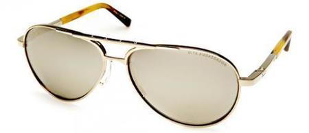 Gafas de sol Dita Legends, titanio chapado en oro