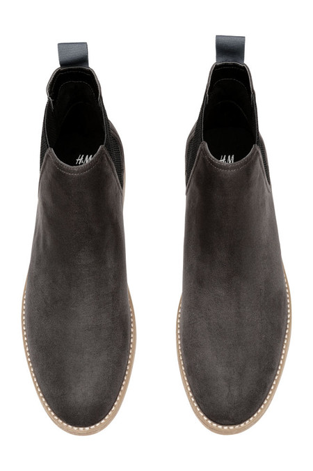 Hm Mens Trends Fall Winter 2018 Chelsea Boots Tendencia Hombre