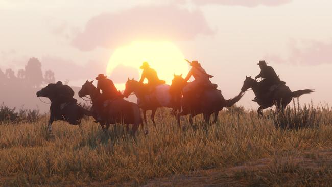 La beta de Red Dead Online ya está disponible para todos los que tengan una copia de Red Dead Redemption 2