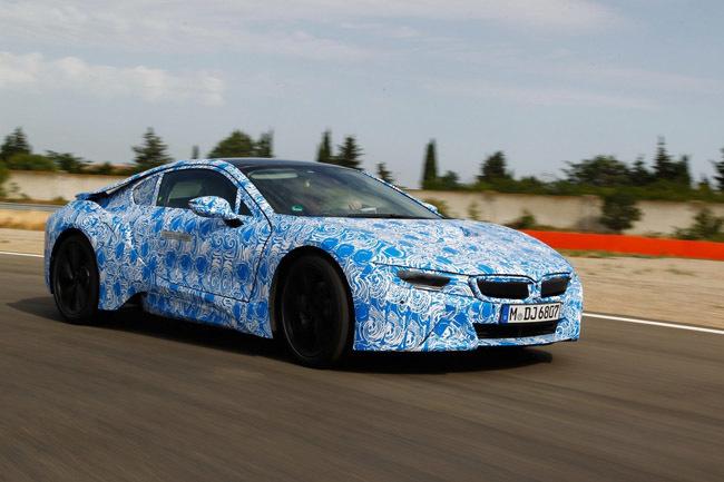 Foto de BMW i8 Prototipo (3/9)