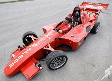 Bricopasión™: se construye su propio Fórmula 1 biplaza