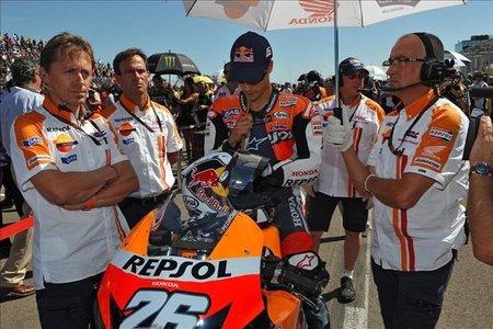 MotoGP Aragón 2010: Dani Pedrosa ante una misión ¿imposible?