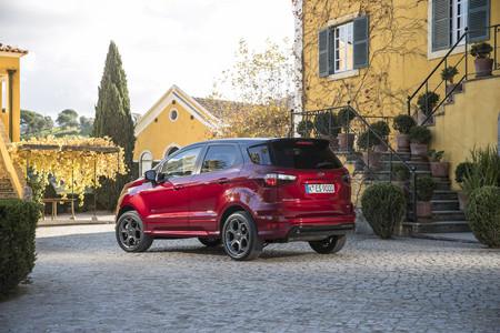 Ford EcoSport 2018, prueba contacto