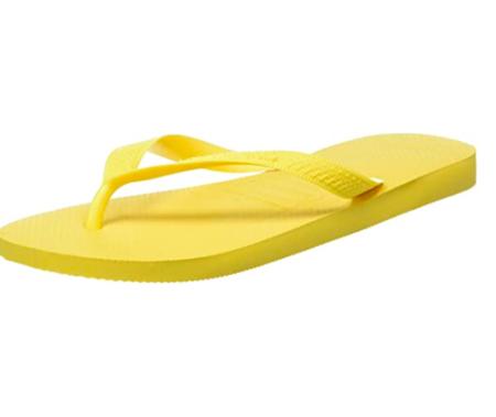 Havaianas Amarillas