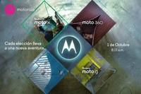 Motorola anuncia evento en México para el 1° de Octubre, los nuevos Moto a la vista