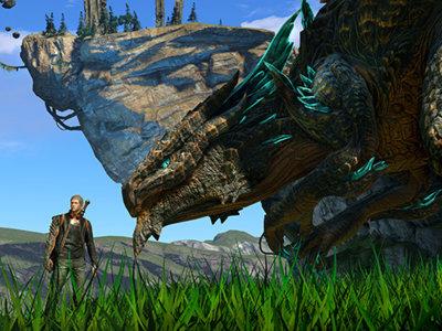 Muestran más de cuatro minutos de gameplay de Scalebound en el E3 2016