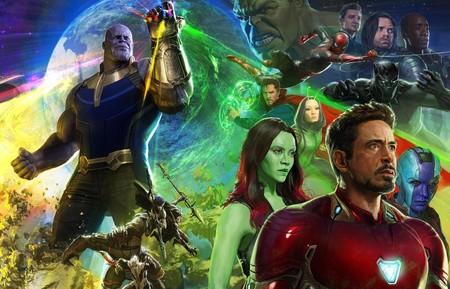 El épico tráiler y el súperposter de 'Vengadores: La guerra del infinito' que Marvel mostró en la Comic-Con