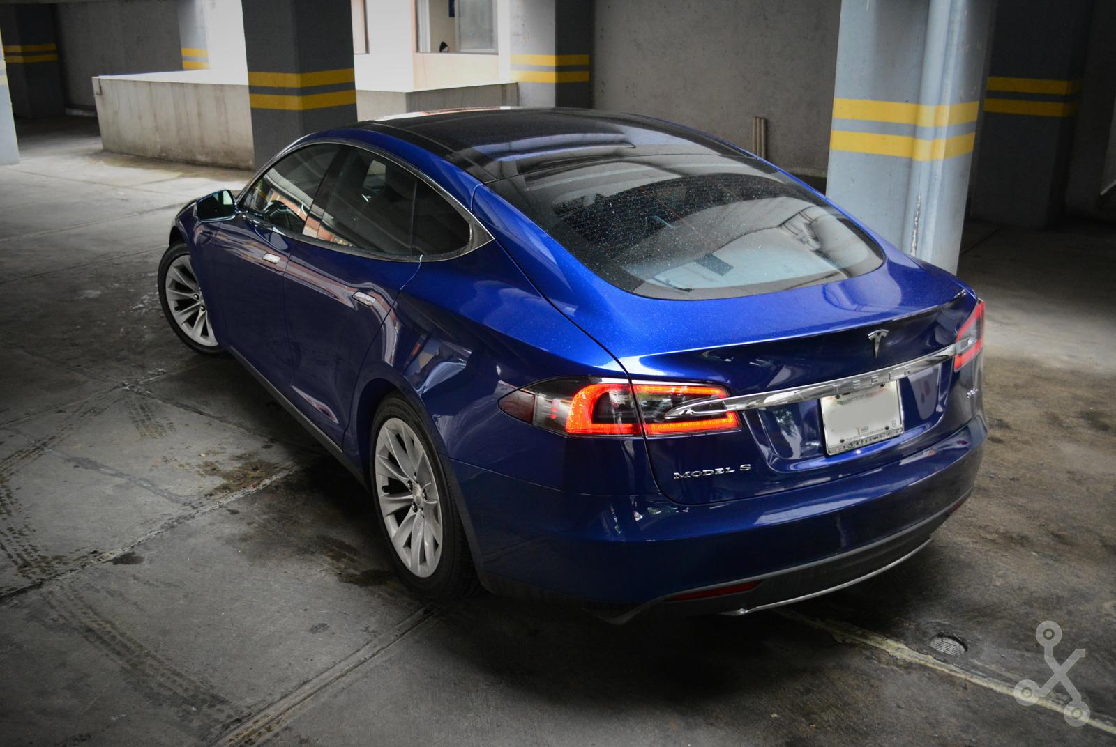Foto de Tesla Model S (análisis) (7/22)