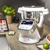 Oferta de Amazon en el robot de cocina Moulinex i-Companion HF900110: ahora puede ser nuestro por 479,20 euros